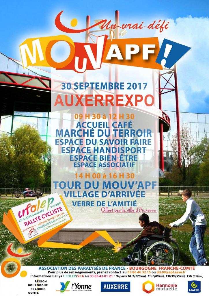 Activit s externes d l gation apf de c te d 39 or 21 for Auxerrexpo 2017