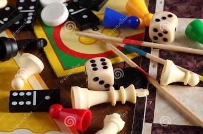 Gut gemocht Atelier Création, jeux de société et goûter du Vendredi 25 avril  BV61